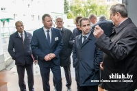 Russian Ambassador Visits Smorgon District